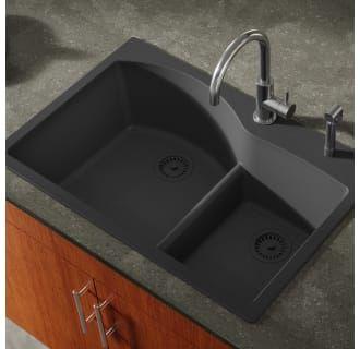 Miseno Mg3322t54 Composite Kitchen Sinks Sink Kitchen Fixtures