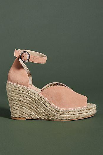 Espadrilles wedges, Wedge sandals