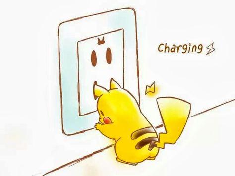 Pikachu cute charging pokemon Sacha animé streaming online manga TV legal gratuit
