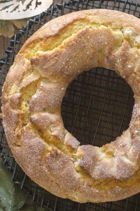 Easy Italian Apple Cake