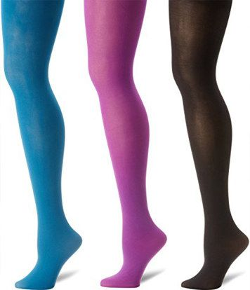 9b1db851c Matte tights will have opaque coverage but still feel lightweight ...