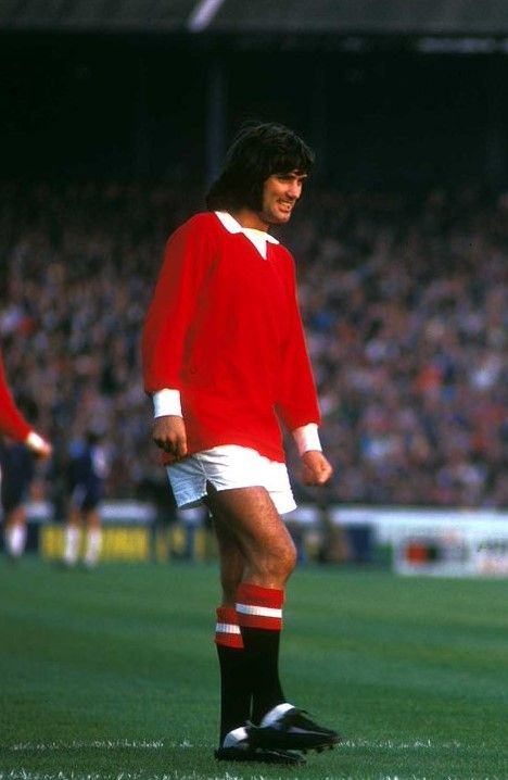 new product c64e3 1215b George Best Manchester United 1971 | Soccer - Manchester ...