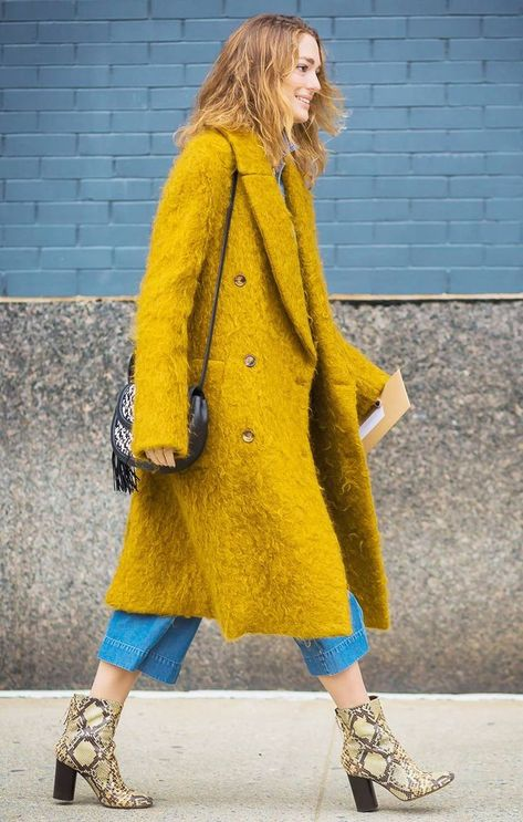 New York Fashion Week FW 2016 Street Style: Sofia Sanchez de Betak.