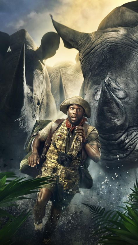 """Jumanji: The Next Level 2019' Trailer: The Gang Gets Out of the Jungle"""