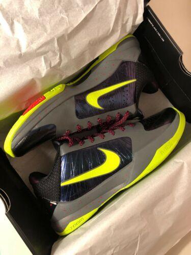 Nike Kobe V 5 Protro Chaos 2K Black