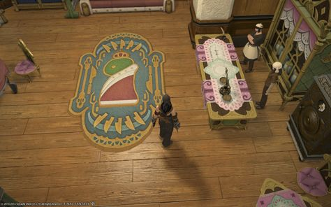 Final Fantasy Xiv A Realm Reborn Ffxiv Arr Database Final Fantasy Xiv Oval Rugs Woven Rug