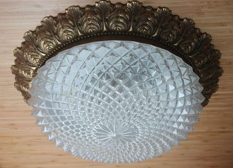 Plafoniere Con Rose : Tolle plafoniere plafonier chandelier cm deckenlampe