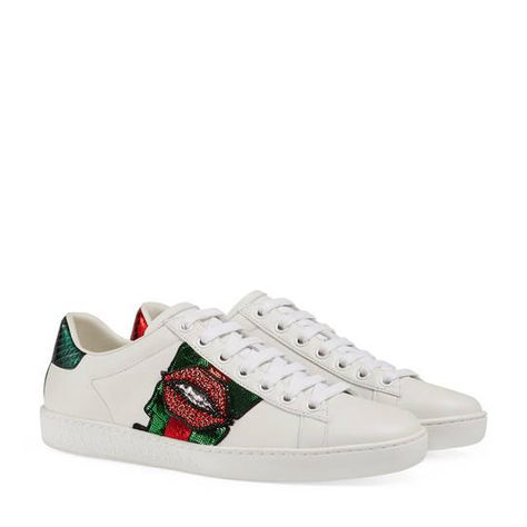wholesale dealer 90d64 5a6a3 Ace embroidered low-top sneaker