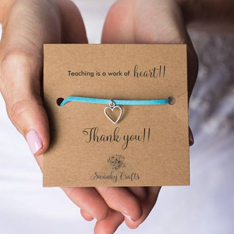 Teacher gifts Gifts under 10 Gifts for Teachers thankyou