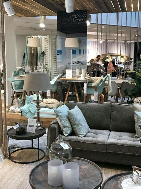Riviera Maison Eettafel Bank.Riviera Maison Spring Summer 2018 Interieur Woonkamer Ideeen