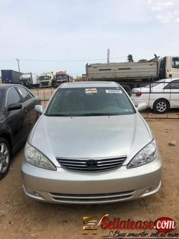 Tokunbo 2006 Toyota Camry Big Daddy For Sale In Nigeria Sell At Ease Online Marketplace Sell To Real People In 2020 Toyota Camry Camry Toyota