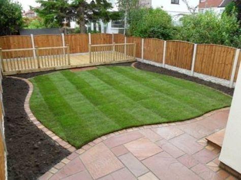 Garden Design Ideas Low Maintenance, Ideas For Low Maintenance Garden Borders