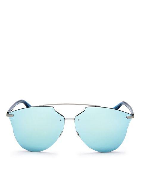 3b530f5f80f0 Dior Reflected Prism Mirrored Sunglasses