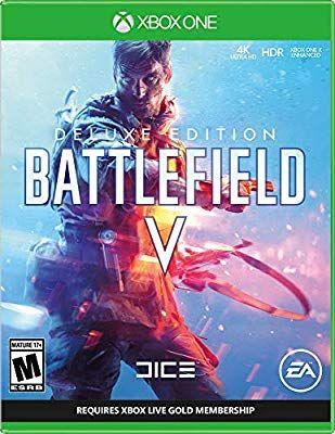 Amazon Com Battlefield V Deluxe Edition Xbox One Digital Code Video Games Battlefield Xbox Xbox One