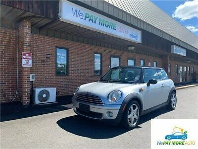 For Sale 2007 Mini Cooper Clean Carfax Well Maintained Mini Cooper Hardtop Pure Silver Metallic With 64 915 2007 Mini Cooper Mini Cooper Mini Cooper Hardtop