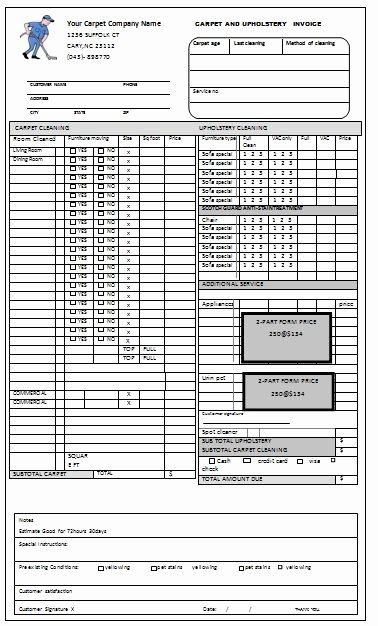 Cleaning Services Invoice Template Luxury 22 Best Images About Free Cleaning Invoice Templates On Invoice Template Estimate Template Commercial Cleaning