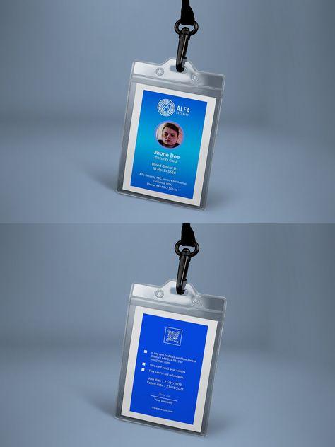 Security - ID Card