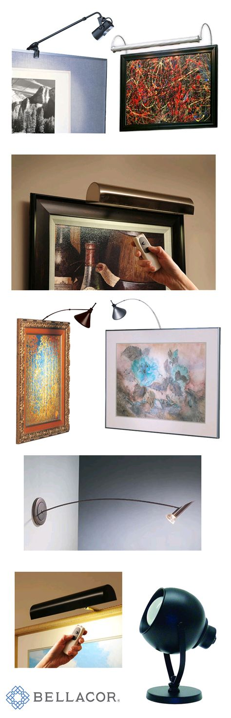 Picture lights make great gifts. They're easy to wrap and fit under the tree, and they make the perfect accessory if you're gifting a piece of art or a family portrait. Free shipping on orders over $75 and a Bellacor price match guarantee, we can help you see the big picture this holiday season. http://www.bellacor.com/picture-lights-picture-lighting.htm?partid=social_pinterestad_holiday_picturelights