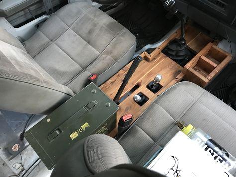 Xj Homebrew Center Console With Ammo Box