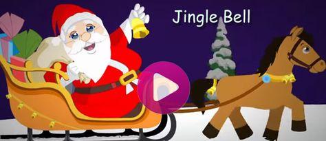 Rhymes Jingle Bell Jingle Bells Kids Nursery Rhymes Nursery Rhymes