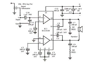 Click to Zoom Circuit