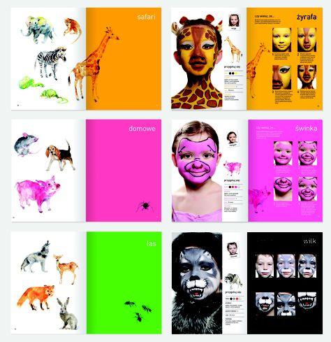 Step by step,  the great book for fun www.szkolamakijazu.com