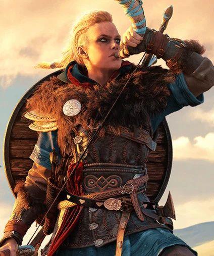 Female Eivor, Assassins Creed Valhalla (ubisoft forward's update)