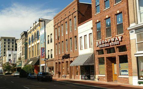 America S Greatest Main Streets Paducah Kentucky Paducah Main Street