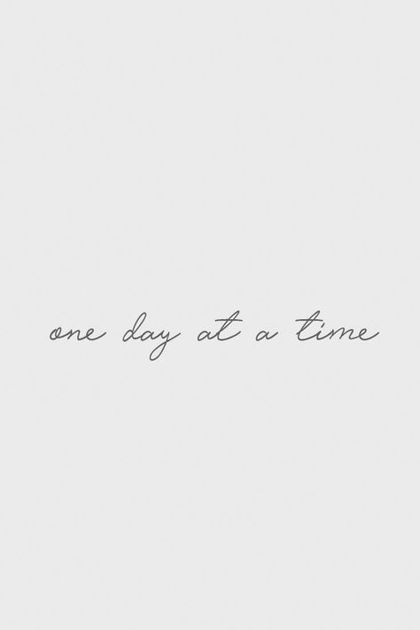 one day at a time inspiring words Inspirational Quotes Quotes to live by en