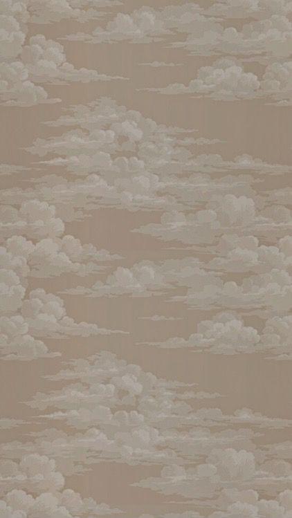 Silvi Clouds Tan Aesthetic Phone Wallpaper Color Wallpaper Iphone Phone Wallpapers Vintage White Wallpaper For Iphone