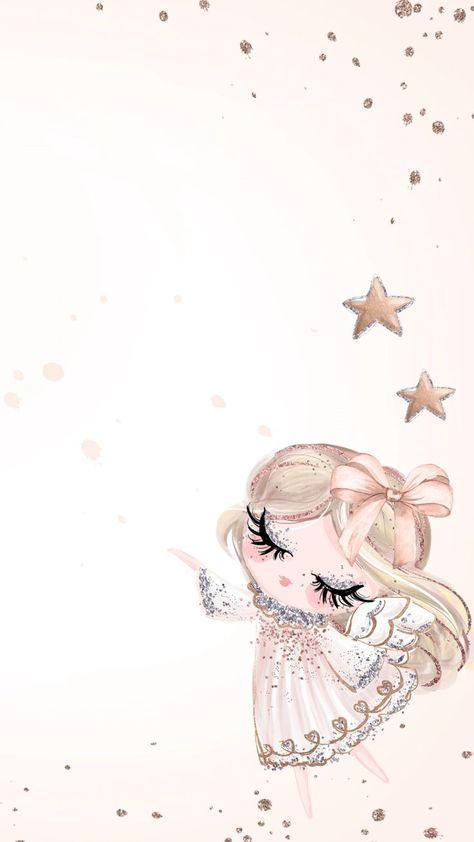 Bom dia! MStore Angel Wallpaper, Pretty Patterns, Christmas Time