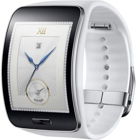 Samsung is taking the wraps off of yet another new smartwatch, but the Gear S (not Solo) has a twist: there's a 3G modem inside. While it may not be espe