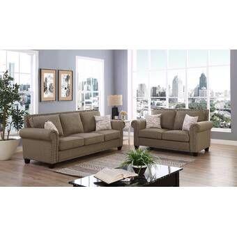 Nannie Configurable Living Room Set Living Room Sets Brown Living Room Brown Walls Living Room