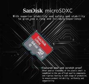 SanDisk micro sd 128GB 64GB 32GB 16GB 98mb/s TF usb flash