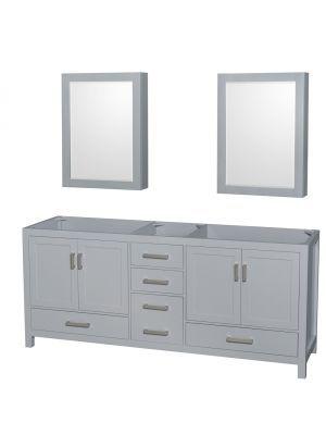 Bathroom Vanities Without Tops For Your Custom Remodel Bathroom