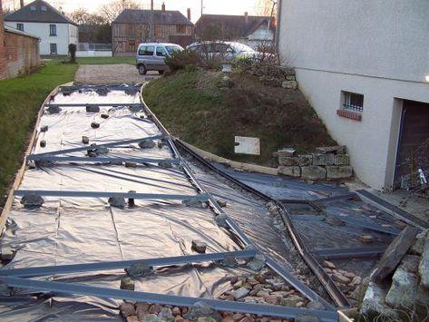 descente de garage en bton lav ou dsactiv 36 messages forumconstruire - Comment Faire Une Descente De Garage En Beton