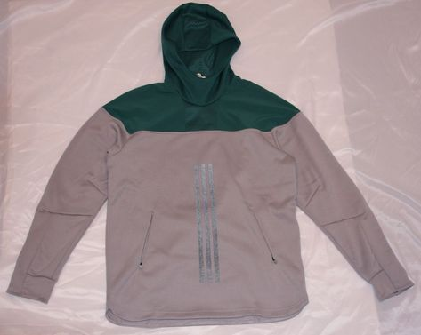 new arrival 5efb4 aa5d1 NWT Adidas ID Men s Amplifier Hoodie Green size L DH9043  fashion  clothing   shoes  accessories  mensclothing  activewear (ebay link)