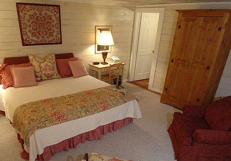 Glen Ella Springs Inn Georgia Room Country Inn Bed