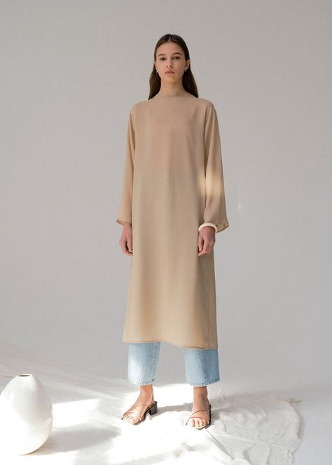 5. Áo Vest - Váy Caro Xanh