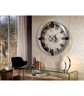 Comprar Online Reloj De Pared Diseno Moderno Modelo Times Schuller Relojes Decorativos De Pared Relojes Decorativos Reloj De Pared