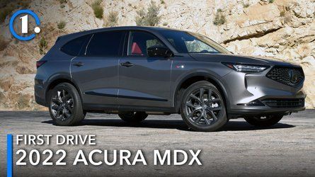 2022 Acura Mdx First Drive Review No Disclaimer Needed In 2021 Acura Mdx Acura First Drive