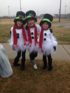 christmas parade outfit for girls