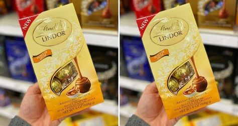 People have been raving about Lindt's yummy truffles, each with their own favorite flavor. But Lindt Dulce de Leche Truffles are one of the favorites.