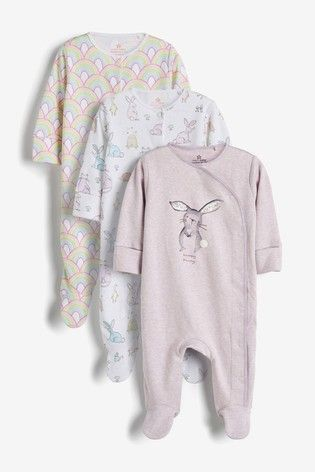 "Spencers /""Grow with Me/"" Long and Short Sleeved Girls Pajamas 2-Pack"