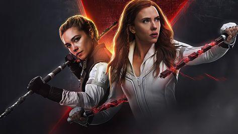 Marvel Black Widow 2020 4K HD Wallpaper