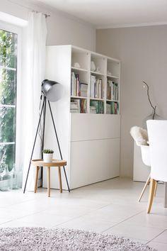 Die Schonsten Ideen Mit Dem Ikea Besta System Ikea Living Room