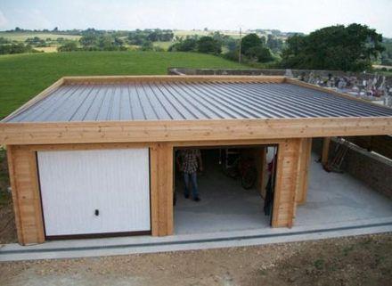 Garage Storage Ideas Roof 59 Super Ideas In 2020 Garage Exterior Carport Garage Garage Design