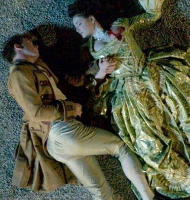 Smaragdgrün (2016) Gideon et Gwendolyn, oh my this scene!!!