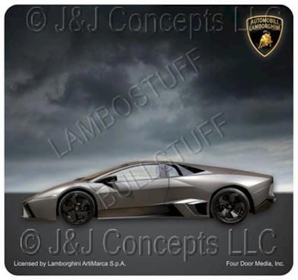 Buy Lamborghini Computer Mouse Pad Reventon And More Accessories We Also Carry Other Lamborghiniapparel Including Luggage Tags Compact C Sports Cars Luxury