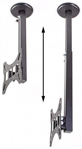 Rotating Tv Wall Mount Tvwallmountdecor Ceiling Tv Tv Wall